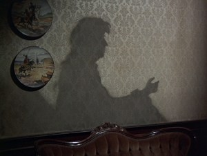 Night Gallery Certain Shadows on the Wall