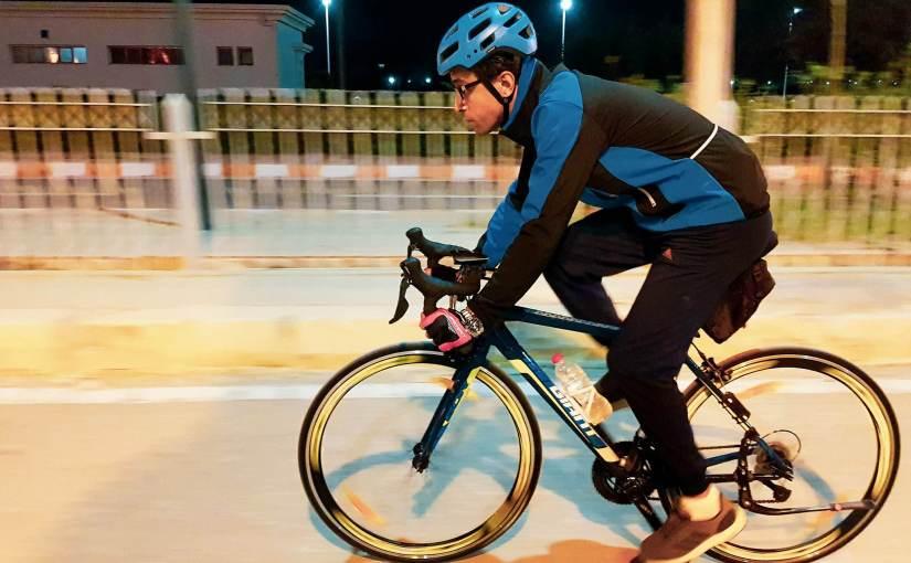 أثر الدراجة الهوائية على حياتي