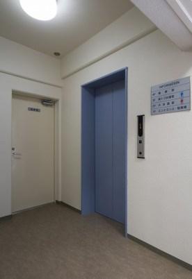 1階 ELVホール