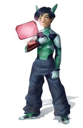 Character Design (Final)