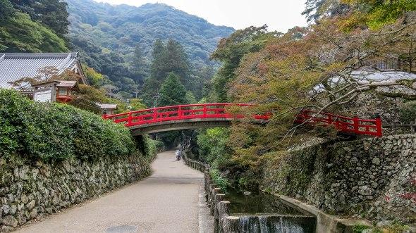 Ryuanji Temple up ahead!