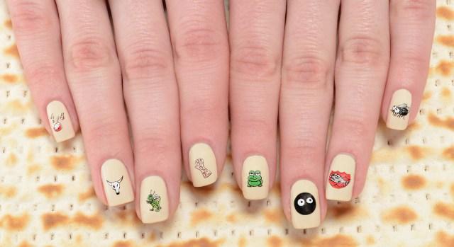 Matza Nail Art