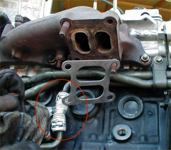 300zx Turbo Replacement Without Pulling Engine: Hose From Hell Replacement Without Removing Any Part Of