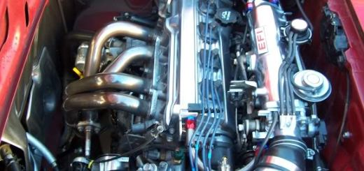 5SFE Turbocharger - Midship Runabout