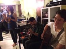 Meredith Ernst, Erick Rivera, Ian Michael Minh
