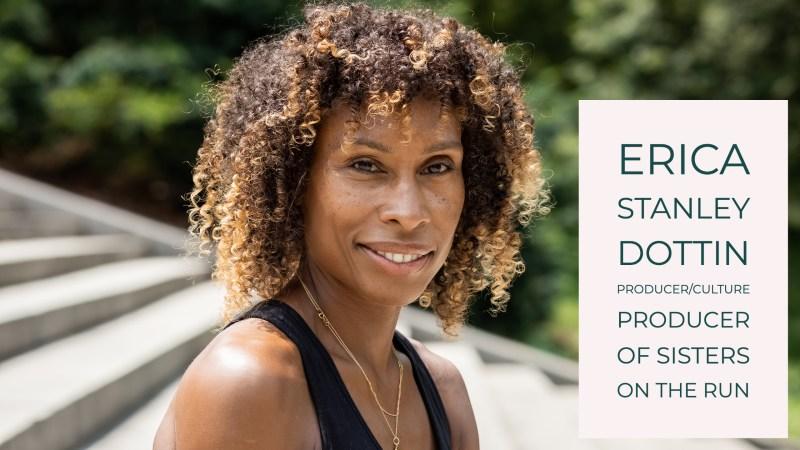 Runner/Mom/Culture Producer Erica Stanley Dottin