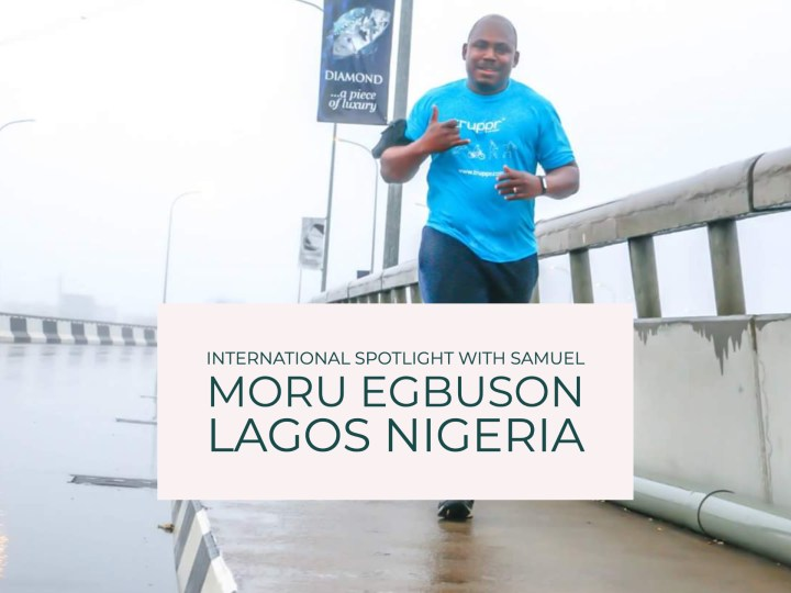 Samuel Moru Egbuson 'No Wahala'. We dey wait for una.
