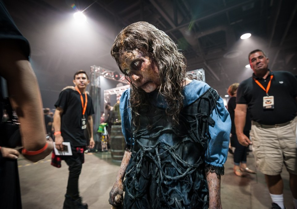 LA Weekly: Halloween's Horrors and Haunts Emerged Early for Midsummer Scream