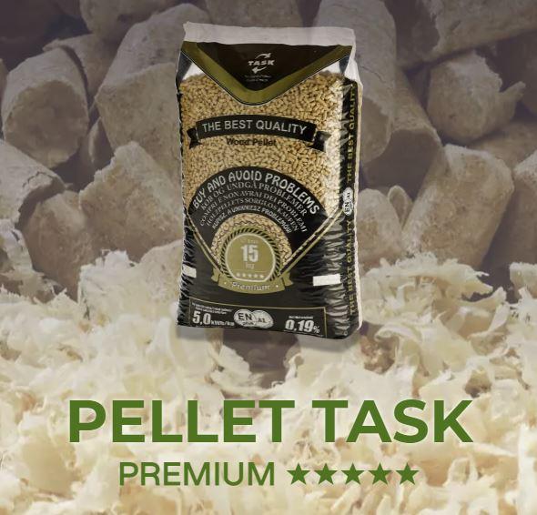 Task Pellets 8 mm træpiller 2