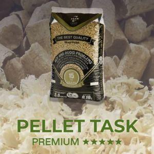 Task Pellets 8 mm træpiller
