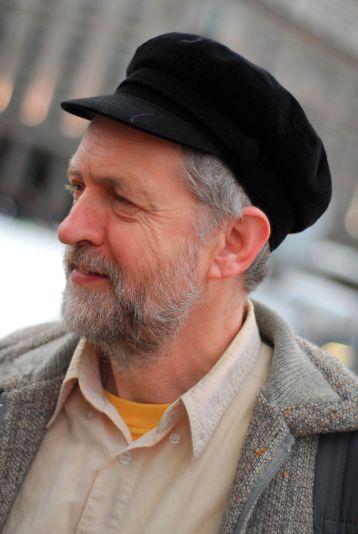Leder for arbeiderpartiet Jeremy Corby