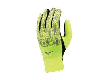WEB_Image Windproof Glove Gul L For løping på kald j2gy7500z_45_1-483395178
