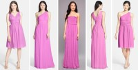 MG Wedding: 5 Bridesmaid Dresses in Radiant Orchid ...