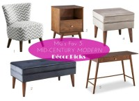 MG Decor: 5 Mid-Century Modern Decor Picks From Target ...