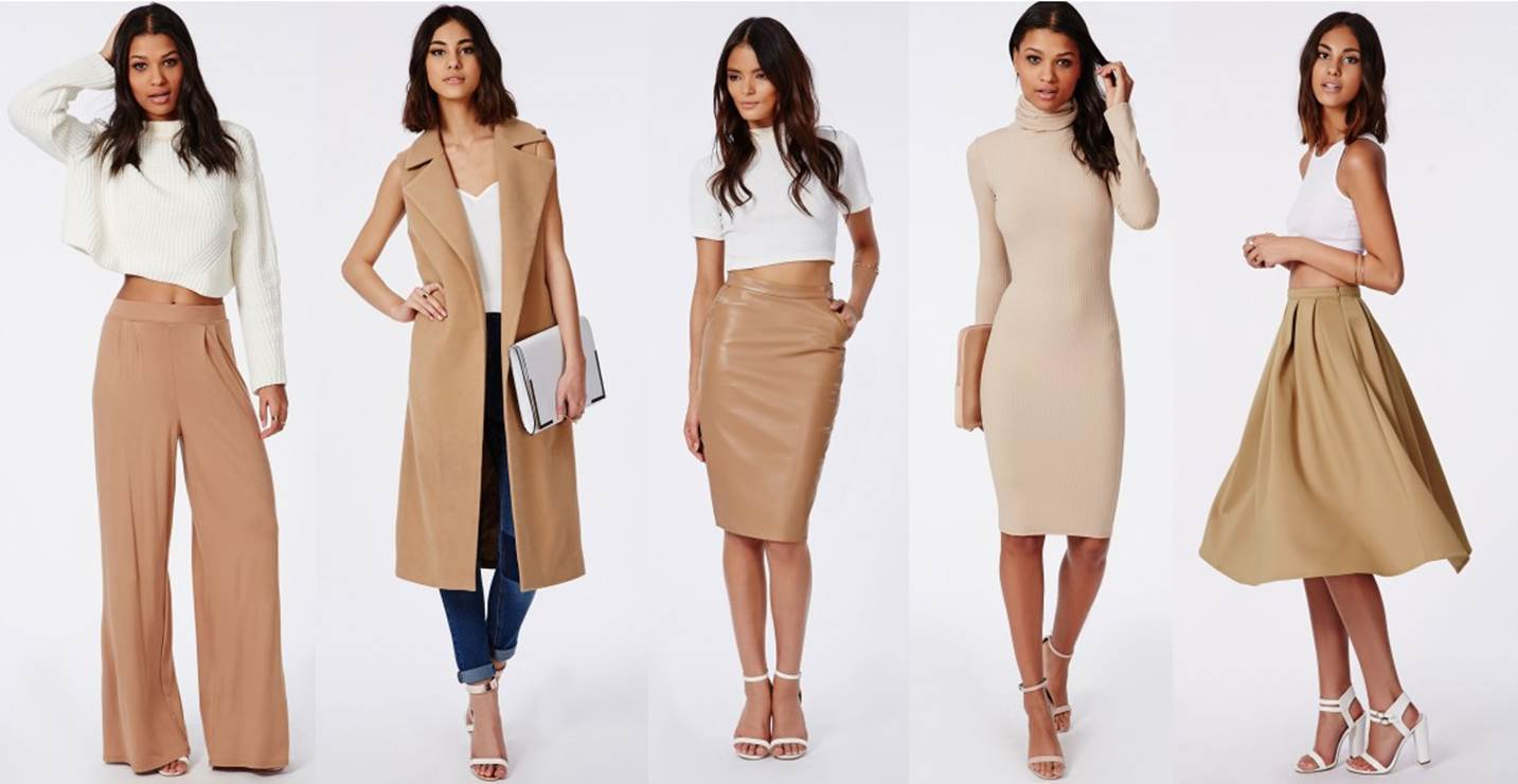 Classic City Girl 5 MustHave Tan Clothes For Spring