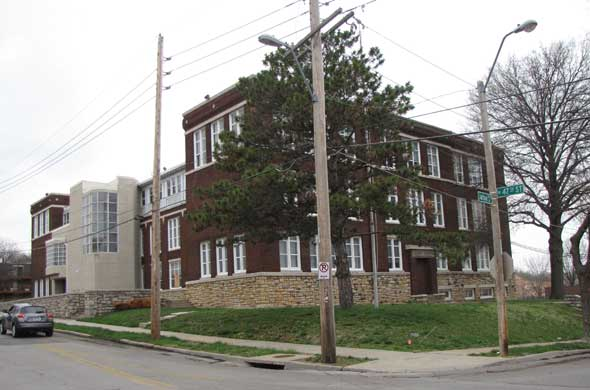 Swinney School Sold To Redeveloper Midtown KC Post