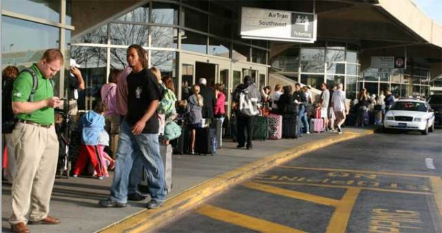 Photo courtesy Kansas City International Airport New Terminal Advance Planning presentation.