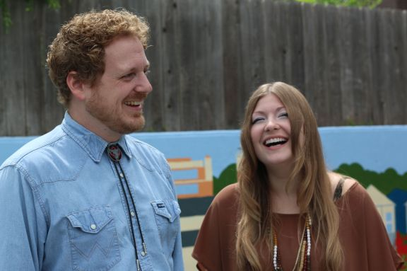 Blackbird Revue will be among the performers at Kansas City's first Porchfest on June 14. The music festival takes place on the porches of homes in the West Plaza neighborhood.
