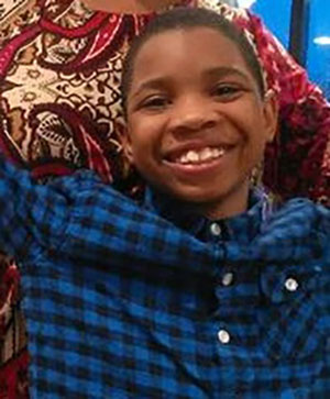 Police are asking for help in finding 9-year-old Sir Wright.