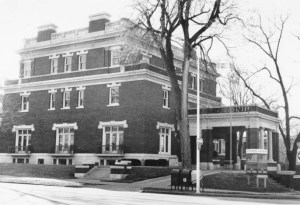 The Loose Mansion in 1992.