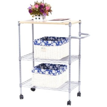metal kitchen shelves ventilation options 澳美佳迷你三层餐车置物架amjmt047sw 收纳架 厨房架 金属层架 餐车 推 推车 60 35 8