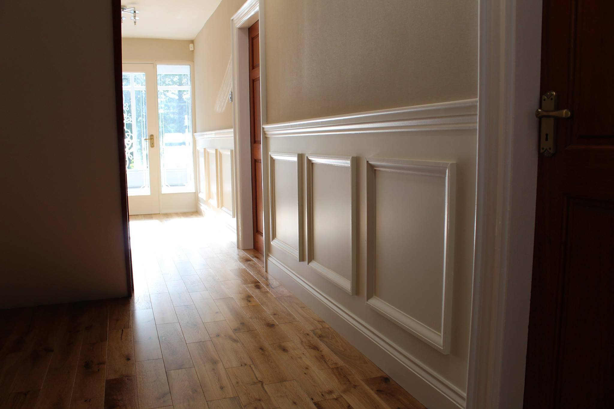 Georgian Panelling Wall Panelling Wooden Panelling