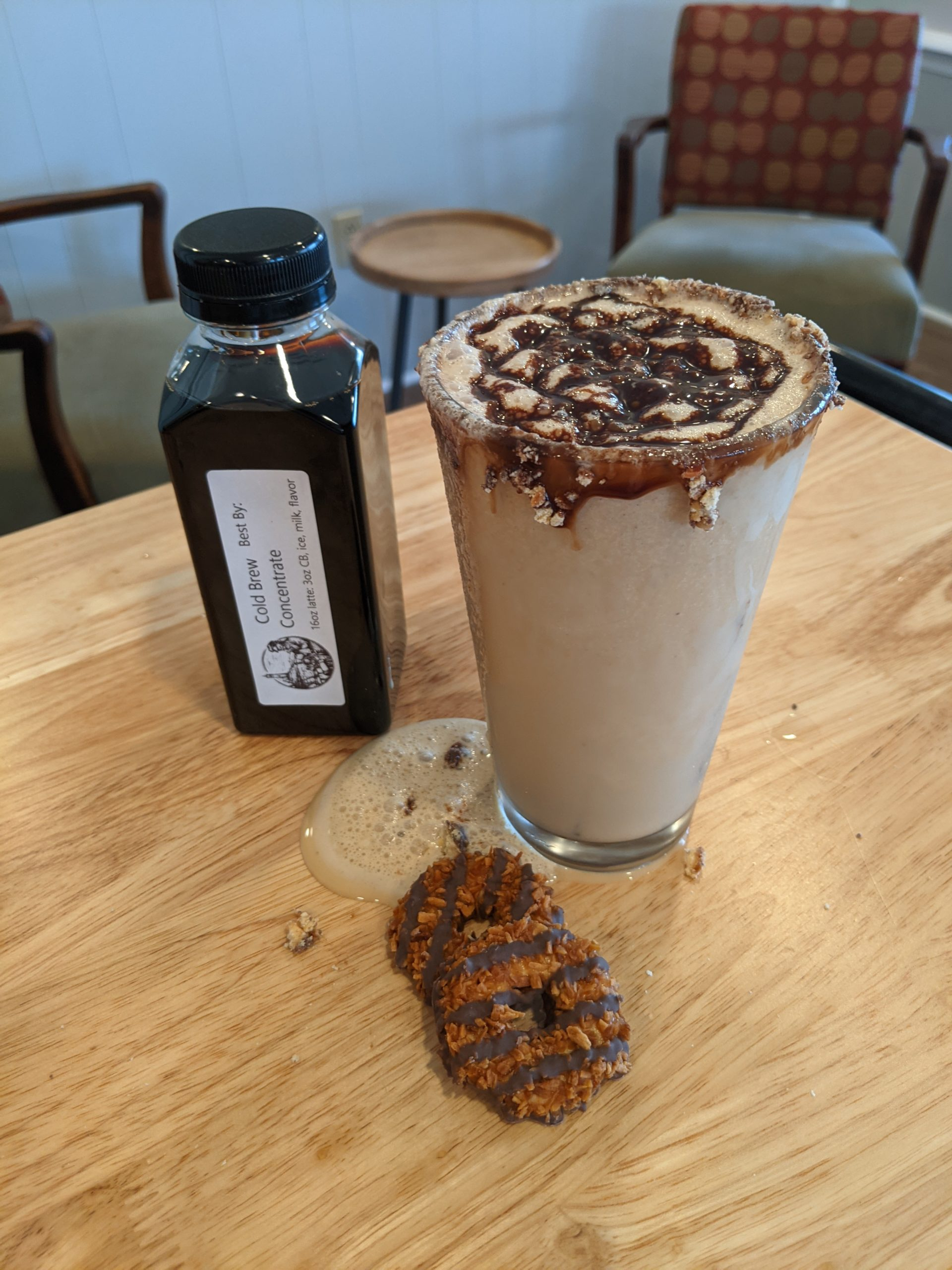 Read more about the article Boozy Cold Brew Shake