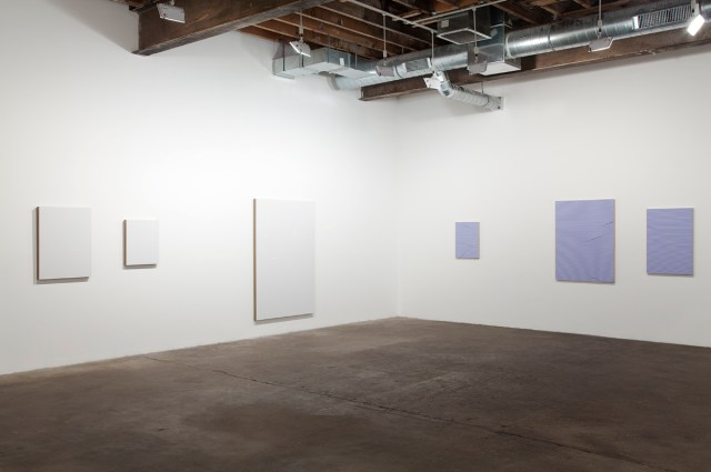 800 Numbers, installation view.