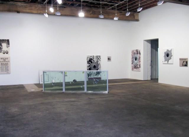 Axis of Praxis, installation view.