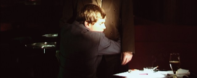The Sweetest Embrace of All, video still, 2004. DVCAM. 6:30 minutes. © Jesper Just. Courtesy James Cohan, New York.
