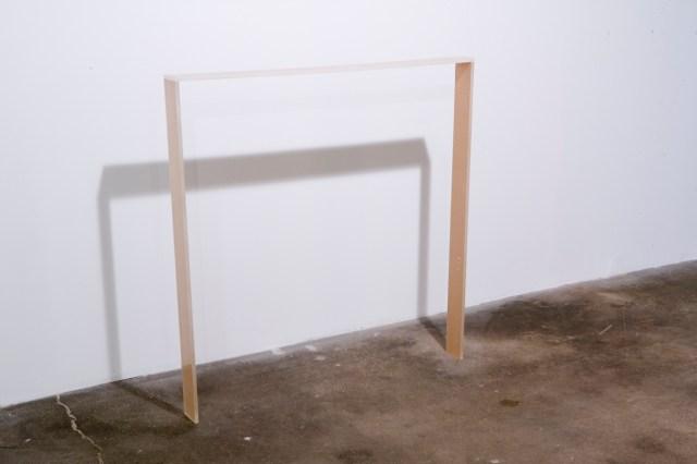So, 2007. Plexiglass.