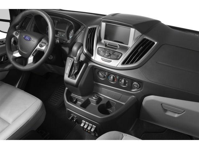 2015 Ford Transit Wagon Interior