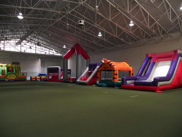 Sports complex rental 1