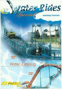 Flying Flume ride 1