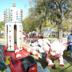 Flying Elephants Ride