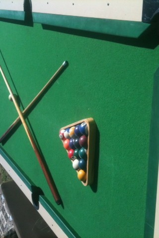 Pool Table Game Tables