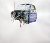 Artist Josh Wilichowski.
