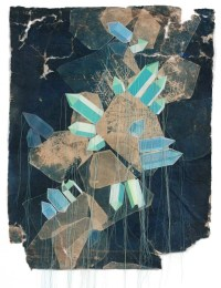 Take_Root_screenprint_toned cyanotype_collage_sewing