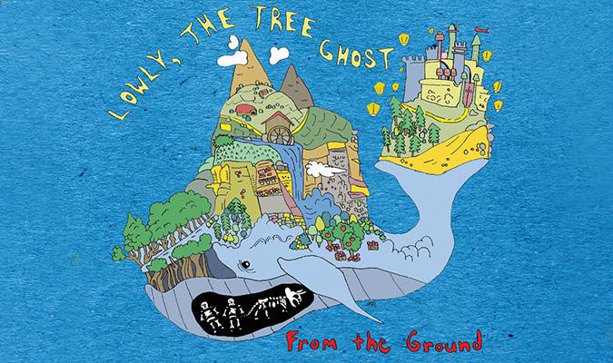 Lowly The Tree Ghost album