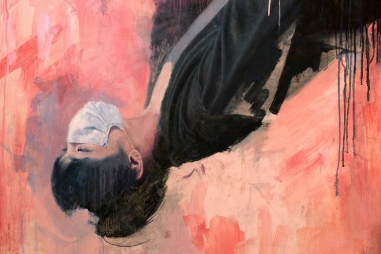 """Good Air"" (detail) by Dougan Khim."
