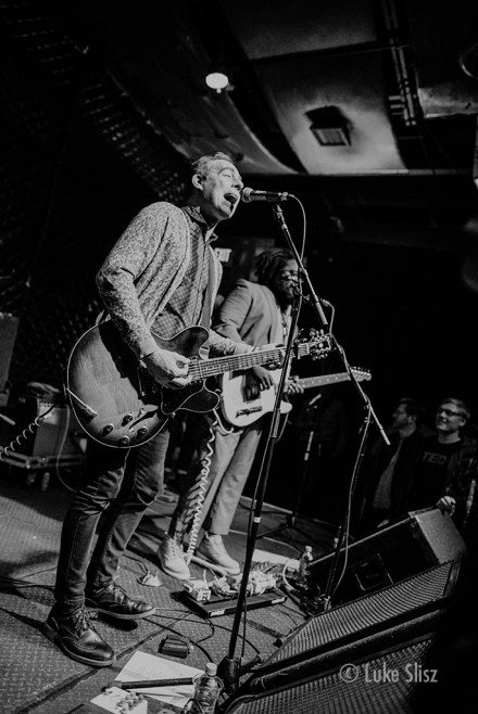 Ted Leo and the Pharmacists at the Triple Rock, 11/11/17.