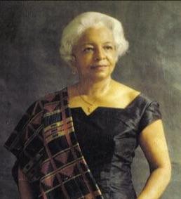 Portrait of Elsie Austin