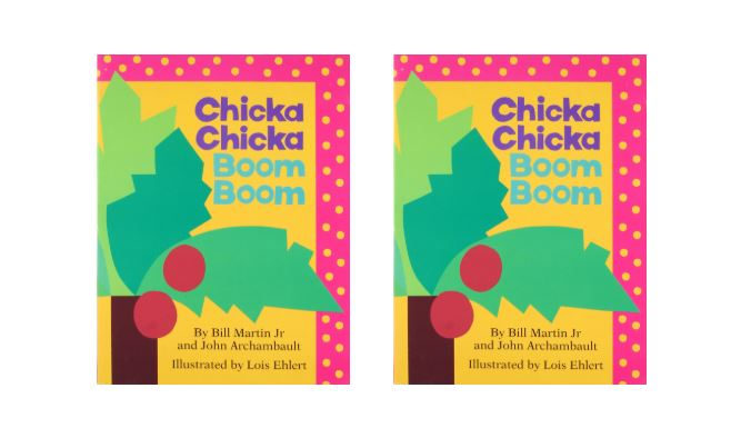 Amazon Offer: Bestselling Children's Book! Chicka Chicka Boom Boom Board Book $4.59