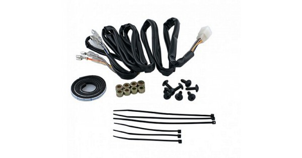 GL1800 01-10 Speaker Wire Harness and Hardware