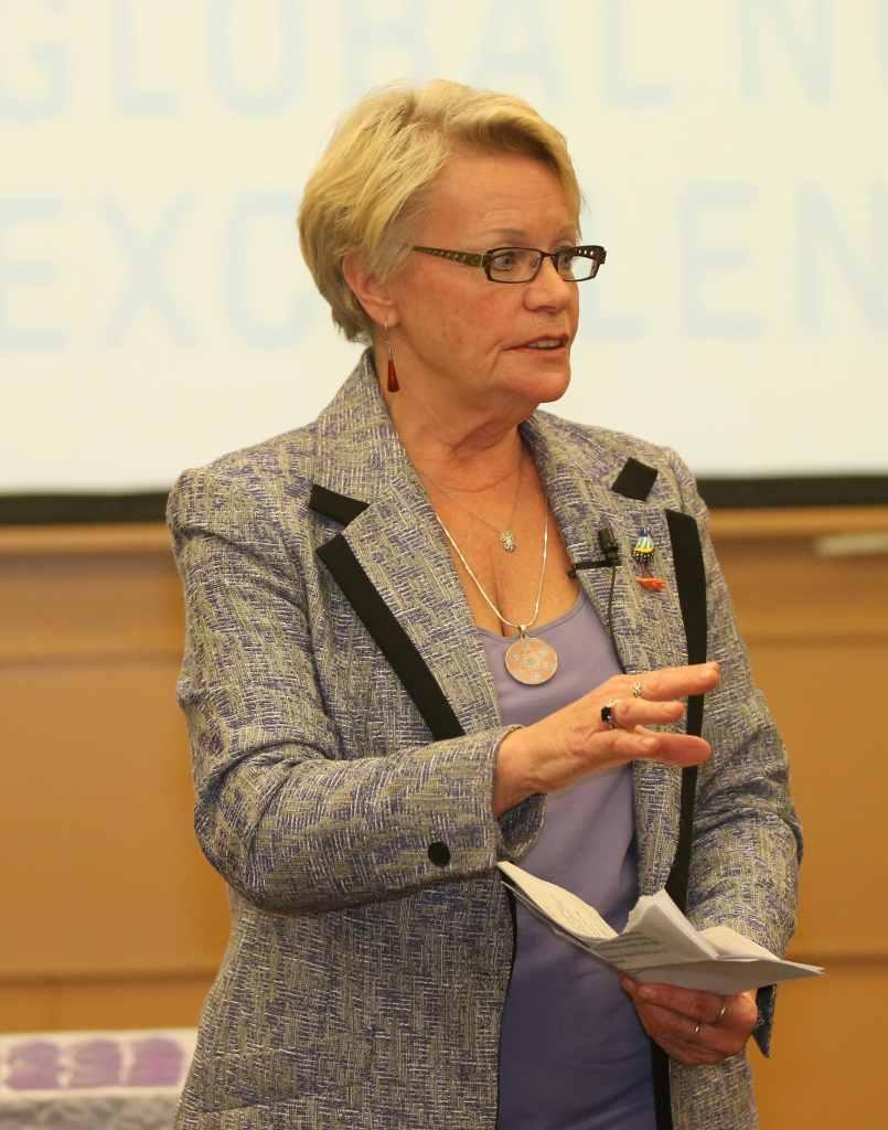 Dr. Gail Van Kanegan, DNP, FNP