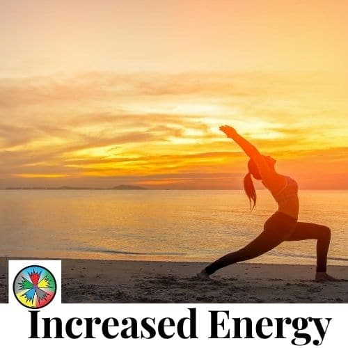 Increased Energy