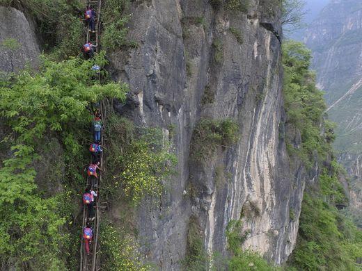 635999423404049796-AP-APTOPIX-China-Village-Ladder.1