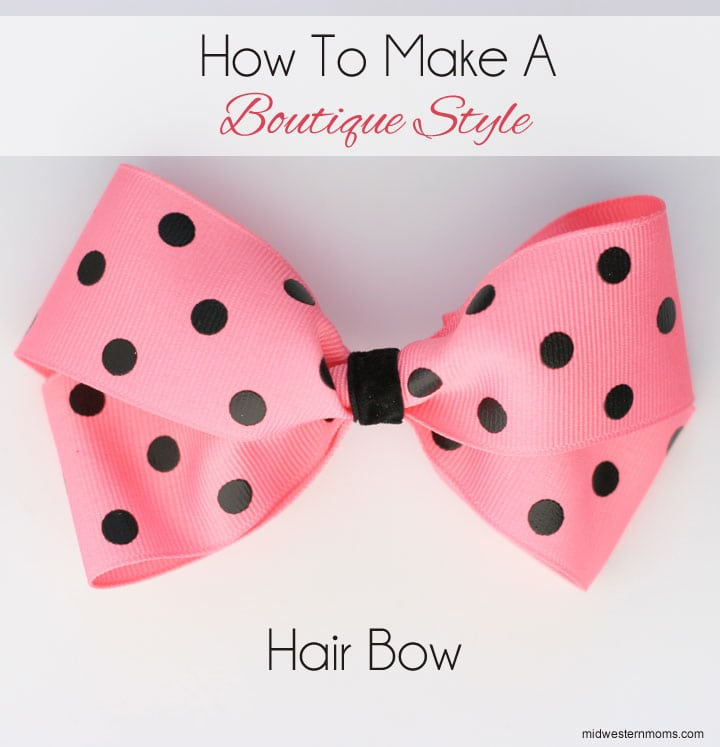 Image Result For How To Make Hair Bows Out Of Ribbon Without Sewing