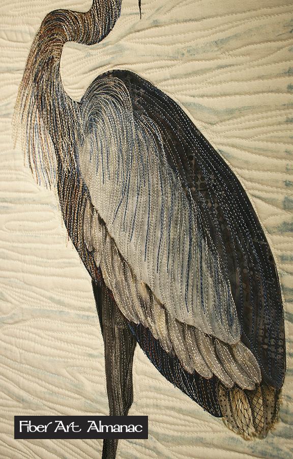 Kathy Carney heron body small