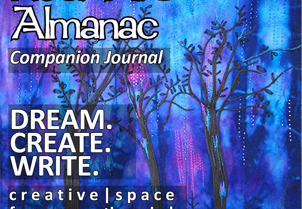 Almanac Companion Journal is here!